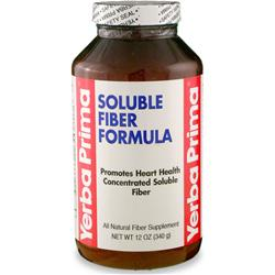 Yerba Prima Soluble Fiber Powder 12 oz