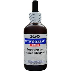 ZAND Active Herbal - Ginseng 4 fl.oz
