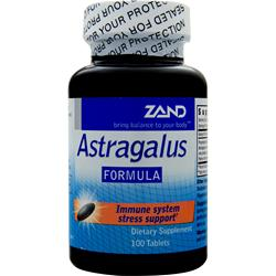 ZAND Astragalus Herbal Combination 100 tabs