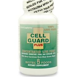 BIOTEC FOODS Cell Guard Plus 170 caps