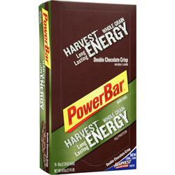 POWERBAR Harvest Bar Double Chocolate Crisp 15 bars