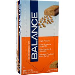 BALANCE BAR Balance Bar Original Peanut Butter 15 bars