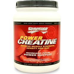 CHAMPION NUTRITION Power Creatine 2.2 lbs