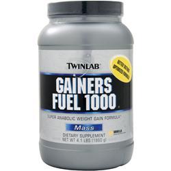 TwinLab Gainers Fuel Pro Vanilla 4.1 lbs