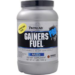 TWINLAB Gainers Fuel Pro Chocolate 4.1 lbs