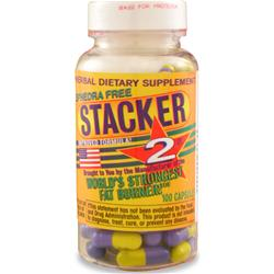 NVE PHARMACEUTICALS Stacker 2 100 caps