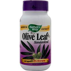 Nature's Way Olive Leaf - Standardized Extract 60 caps