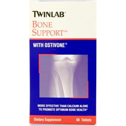 TWINLAB Bone Support With Ostivone 60 tabs