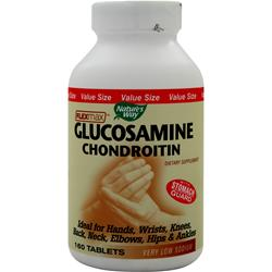 NATURE'S WAY Glucosamine Chondroitin - FlexMax 160 tabs