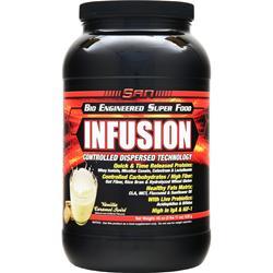 SAN Infusion Vanilla Carmel Swirl 2.42 lbs