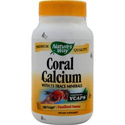 Nature's Way Coral Calcium 180 vcaps