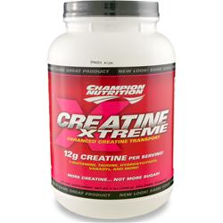 Champion Nutrition Creatine Xtreme Island Punch 4 lbs