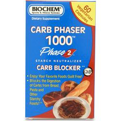 BIOCHEM Ultimate Carb Phaser 1000 60 vcaps