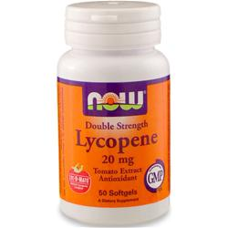 NOW Lycopene (20mg) 50 sgels