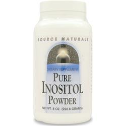 SOURCE NATURALS Pure Inositol Powder 8 oz