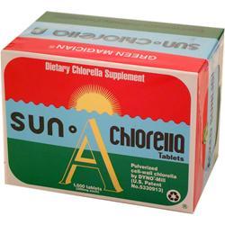 Sun Chlorella Sun Chlorella Granules G-1 20 pckt