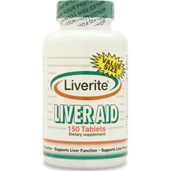 Liverite Liver Aid 150 tabs