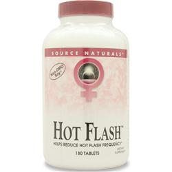 SOURCE NATURALS Hot Flash 180 tabs