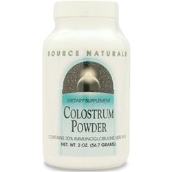 SOURCE NATURALS Colostrum Powder 2 oz