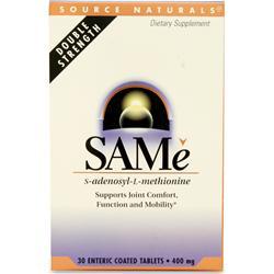 Source Naturals SAM-e (400mg) 30 tabs