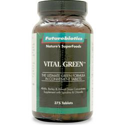 Futurebiotics Vital Green 375 tabs