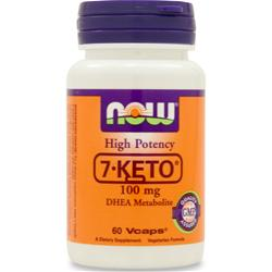 Now 7-Keto (100mg) 60 vcaps