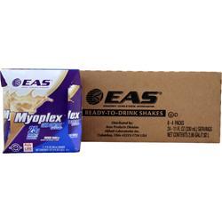 EAS Myoplex Carb Control RTD (11 fl.oz.) French Vanilla 24 cans
