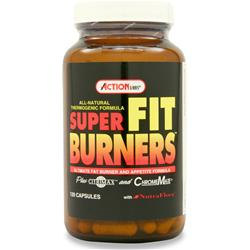 ACTION LABS Super Fit Burners 120 caps