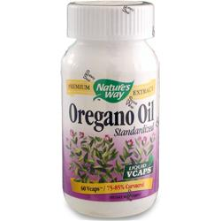 Nature's Way Oregano Oil 60 vcaps