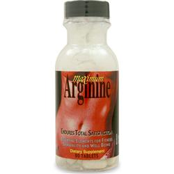 MAXIMUM INTERNATIONAL Arginine-Max 90 tabs