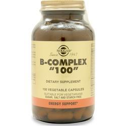Solgar B-Complex 100 100 vcaps