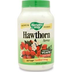 NATURE'S WAY Hawthorn Berries 180 vcaps