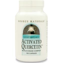 Source Naturals Activated Quercetin 100 caps