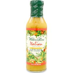 WALDEN FARMS Salad Dressing Italian 12 fl.oz