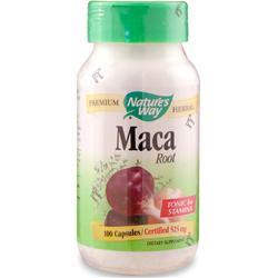 Nature's Way Maca Root 100 caps