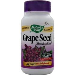 Nature's Way Grape Seed - Standardized Extract 60 vcaps