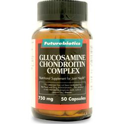 Futurebiotics Glucosamine Chondroitin Complex 50 caps