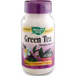 Nature's Way Green Tea - Standardized Extract 60 vcaps