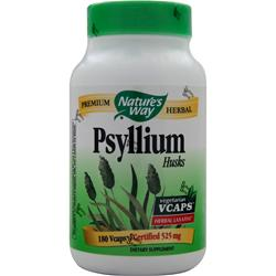 NATURE'S WAY Psyllium Husks 180 vcaps