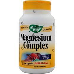 Nature's Way Magnesium Complex 100 caps
