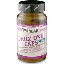 TwinLab Daily One with Iron Multivitamin 90 caps