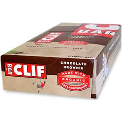 CLIF BAR Clif Bar Chocolate Brownie 12 bars