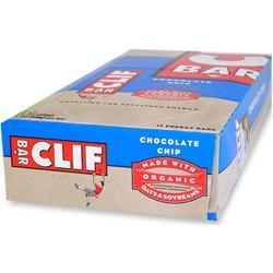 CLIF BAR Clif Bar Chocolate Chip 12 bars