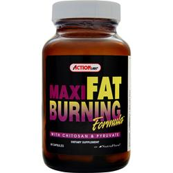 ACTION LABS Maxifat Burning Formula 60 caps