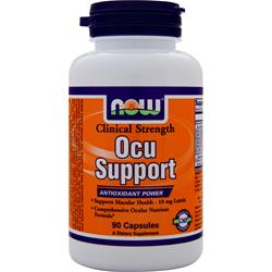 NOW Clinical Strength Ocu Support 90 caps