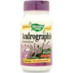 NATURE'S WAY Andrographis - Standardized Extract 60 vcaps
