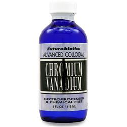 FUTUREBIOTICS Chromium and Vanadium 4 fl.oz