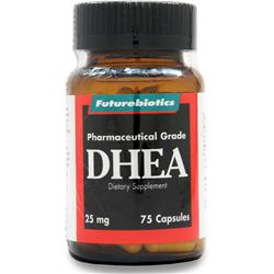 FUTUREBIOTICS DHEA (25mg) 75 caps