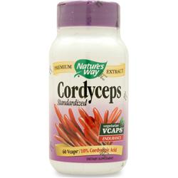 Nature's Way Cordyceps 60 vcaps