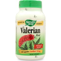 Nature's Way Valerian Root 180 caps